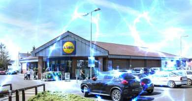 fenômeno estranho supermercado - Um fenômeno estranho deixa os veículos dos clientes de um supermercado na Inglaterra sem funcionar