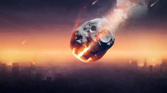 Asteróide monstruoso Terra - NASA adverte que um asteroide monstruoso está se aproximando e poderia atingir a Terra no próximo domingo