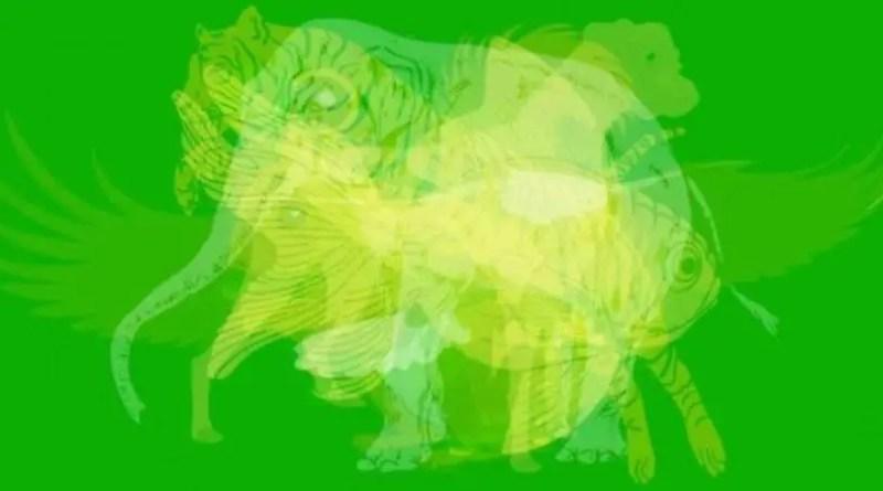 O primeiro animal que você enxergar na imagem revelará suas características mais intensas