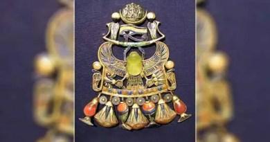 Outra evidência da conexão extraterrestre de Tutancâmon