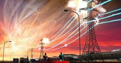 Tempestade solar chega hoje à Terra e pode danificar