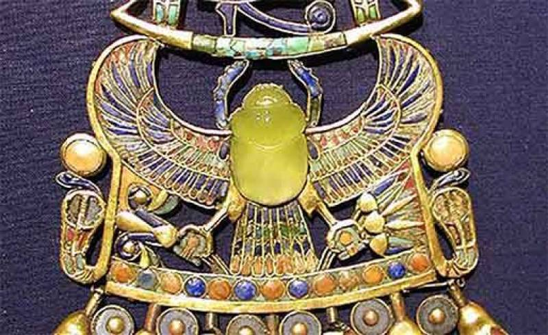 Amuleto de Tutankhamun