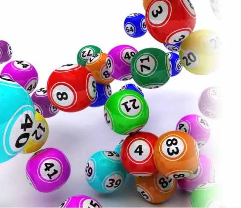 bilhetes de loteria