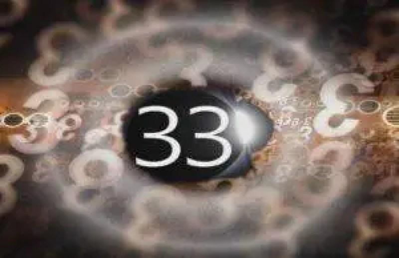 O significado de 33