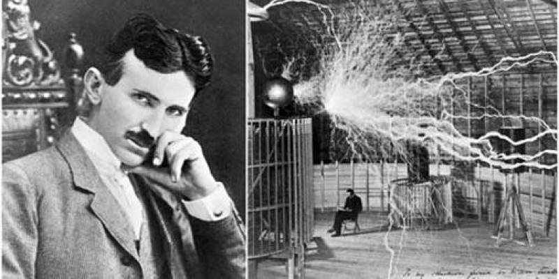 Nikola Tesla, croata, provavelmente o maior inventor