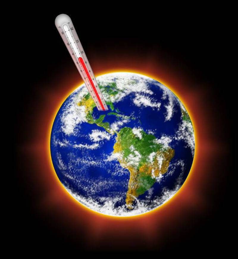 deter o aquecimento global