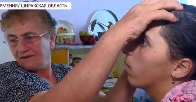 Satenik Kazaryan mora na Armênia