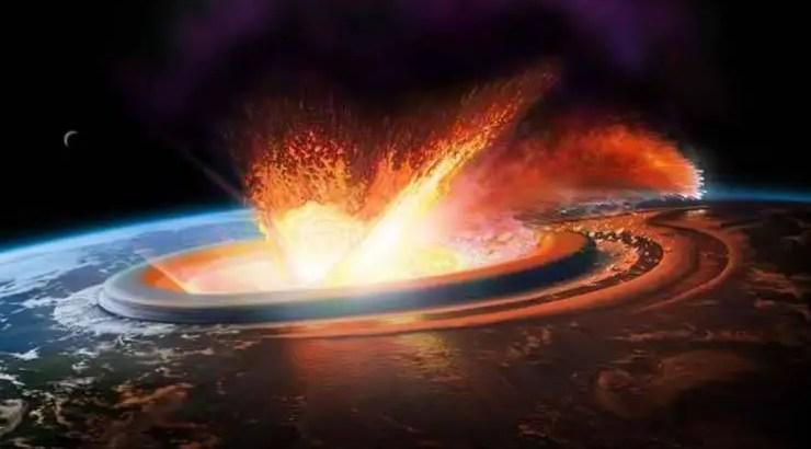NASA alerta que um asteróide gigante pode atingir a Terra no dia seguinte ao Natal