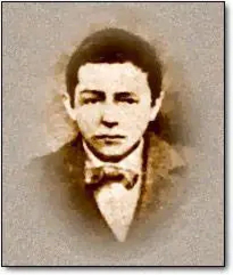 A imagem mais antiga conhecida de Francesco Forgione, que se tornará Padre Pio