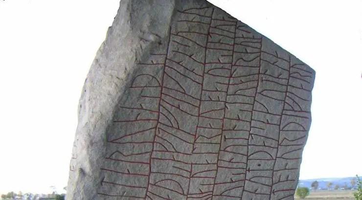 A pedra Rök