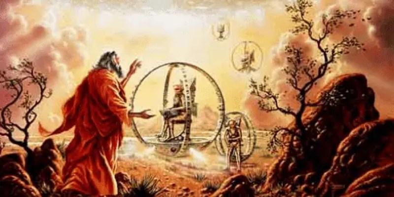 A jornada de Enoque lugares visitados pelo profeta