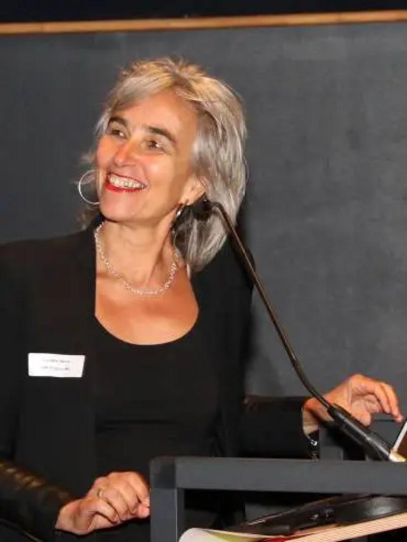 Dra. Marion Koopmans, virologista