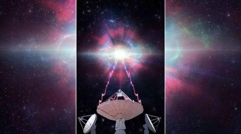 Cientistas descobrem padrão oculto e misterioso sinal espacial