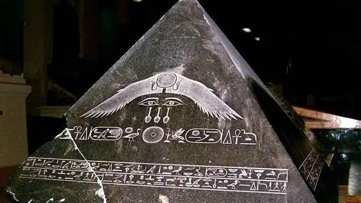 A Misteriosa Pirâmide de Ben