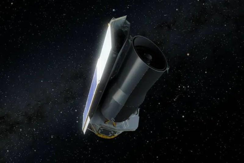 Telescópio Espacial Spitzer da NASA
