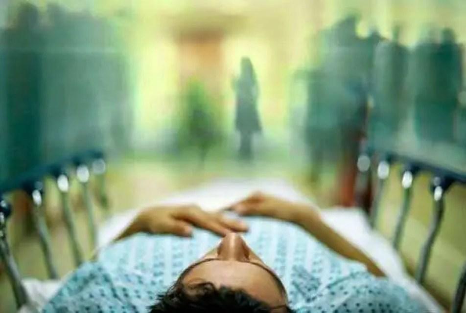 Todos nós temos as mesmas visões antes de morrer