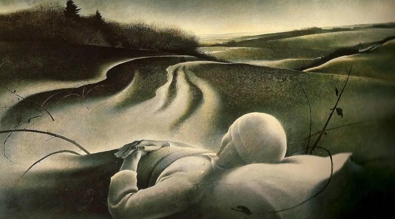 Visões no leito de morte