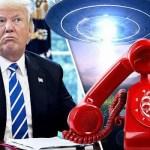 Donald Trump diz que investigará completamente OVNIs e ameaças alienígenas