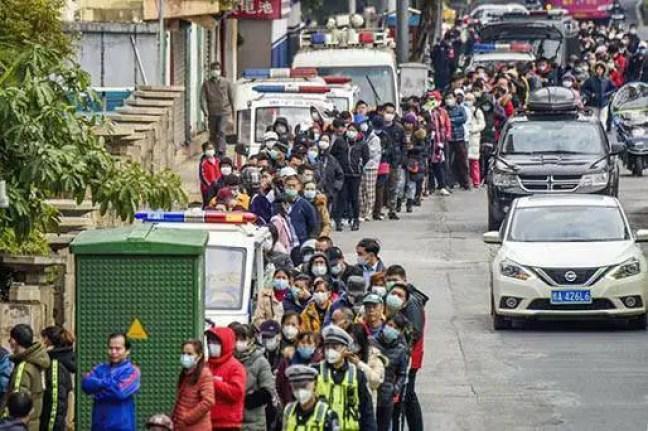 Epidemiologistas alertam que um novo coronavírus mais mortal está se espalhando na China