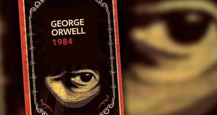 O novo normal George Orwell já previa tudo isso em 1984