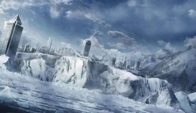 A possível chegada de uma nova era do gelo volta à tona como resultado de várias declarações emitidas por diferentes cientistas.