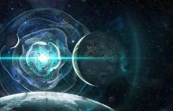 Pela primeira vez, os astrônomos podem ter ouvido o 'zumbido' de fundo do universo