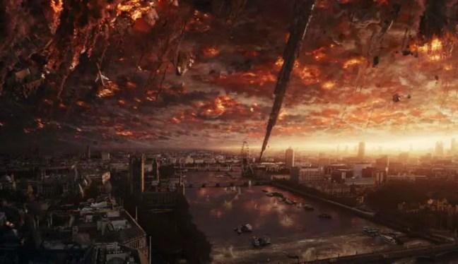Uma profecia bíblica desconhecida anuncia o apocalipse e a invasão alienígena em 2021