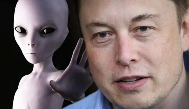 Elon Musk é um ET?