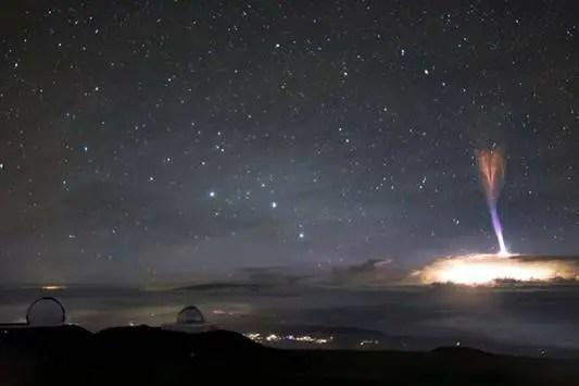 Observatório Internacional Gemini - NOIRLab - NSF - AURA - A. Smith
