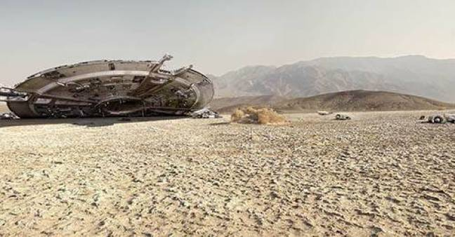 A NASA reconhece que existem artefatos extraterrestres em nosso sistema solar.