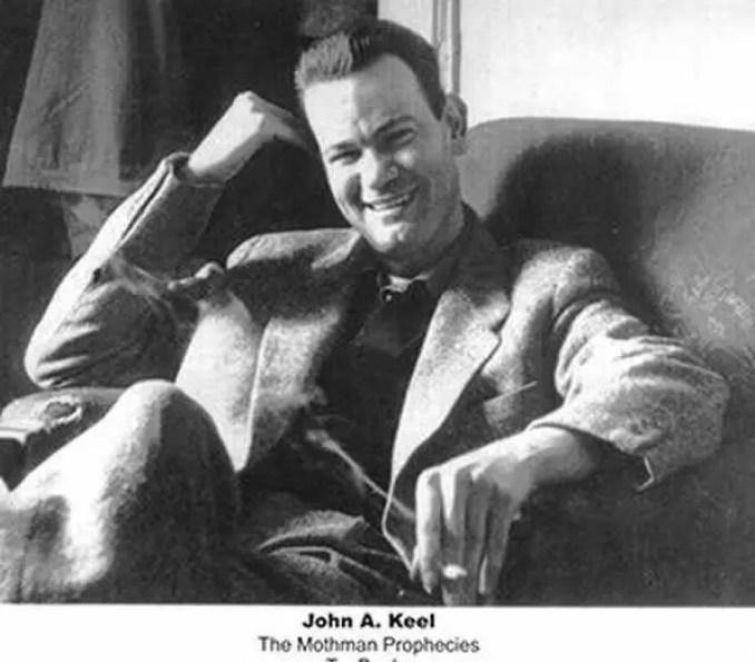 John A. Keel