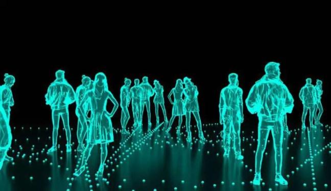 Os humanos são holograma?