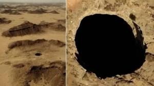 'Poço do Inferno', no Iêmen, abriga 'demônios e gênios', teme a população