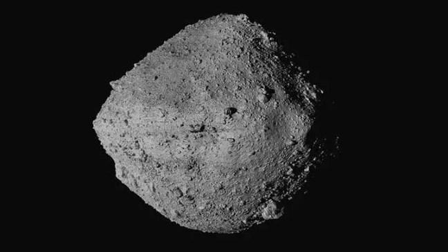 É essencial estudar se a gravidade da Terra mudará a trajetória do asteroide ao redor do Sol