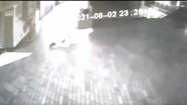 Prefeito colombiano publica vídeo de fantasma atacando segurança