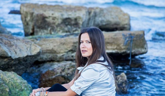 Inna Braverman, cofundadora da Eco Wave Power
