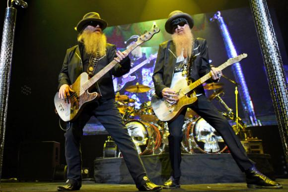 ZZ Top Tickets 18th April Abraham