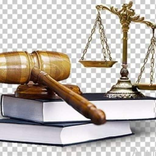 Gavel Scales Law Books