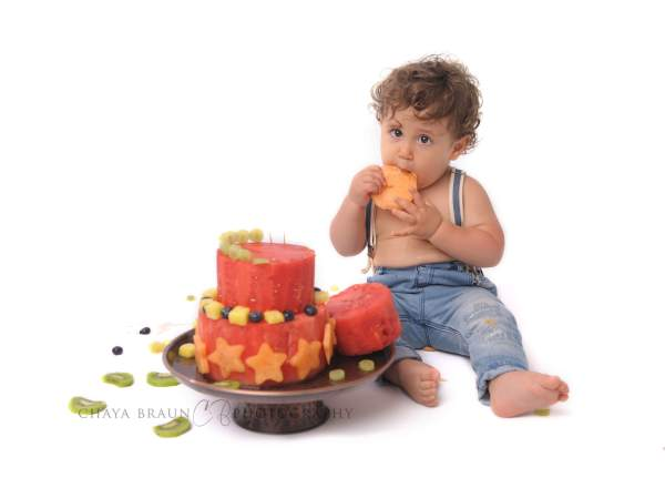 healthy cake smash