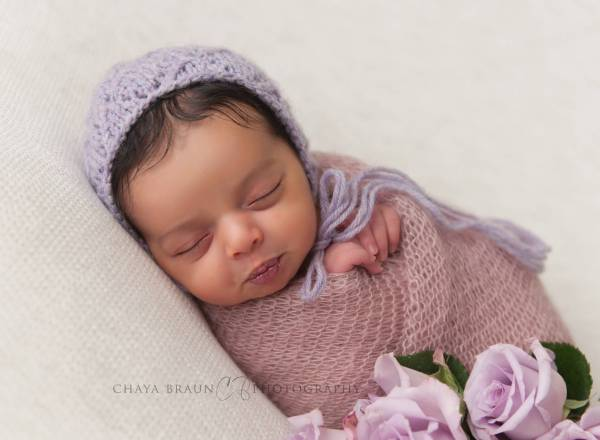 newborn baby in Baltimore, MD