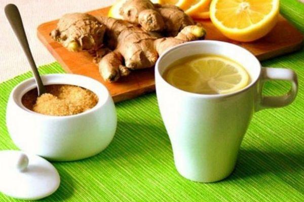 come preparare un tè allo zenzero per dimagrire