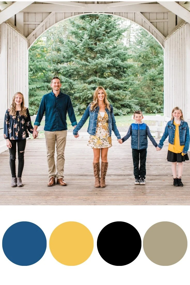 Fall Colors For Family Pictures : colors, family, pictures, Family, Photo, Outfits, Chaylor