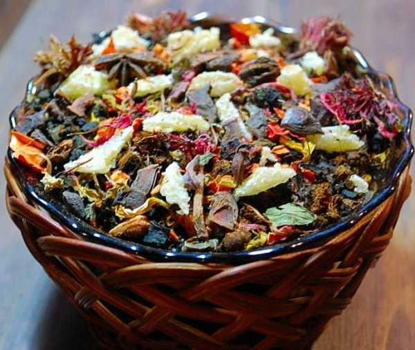 Иван-чай с имбирем — Дракоша