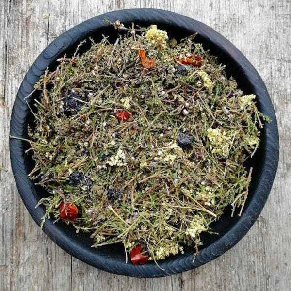 Вересковый чай