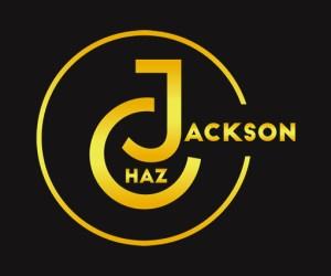 Chaz Jackson Motivational Youth Speaker logo on black background
