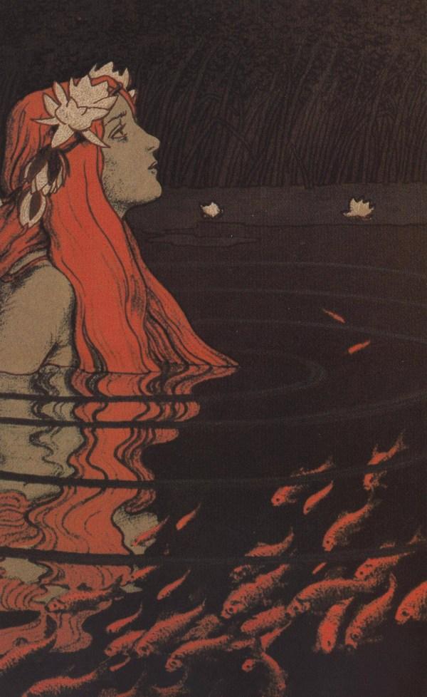 Fairy Tale Mermaid Paintings