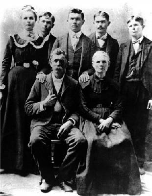 ChazzCreations - Waters Family History My family comes out of the John Calvin Waters Sr - William Aris - Emanuel Waters line. Mary Ann Todd ...