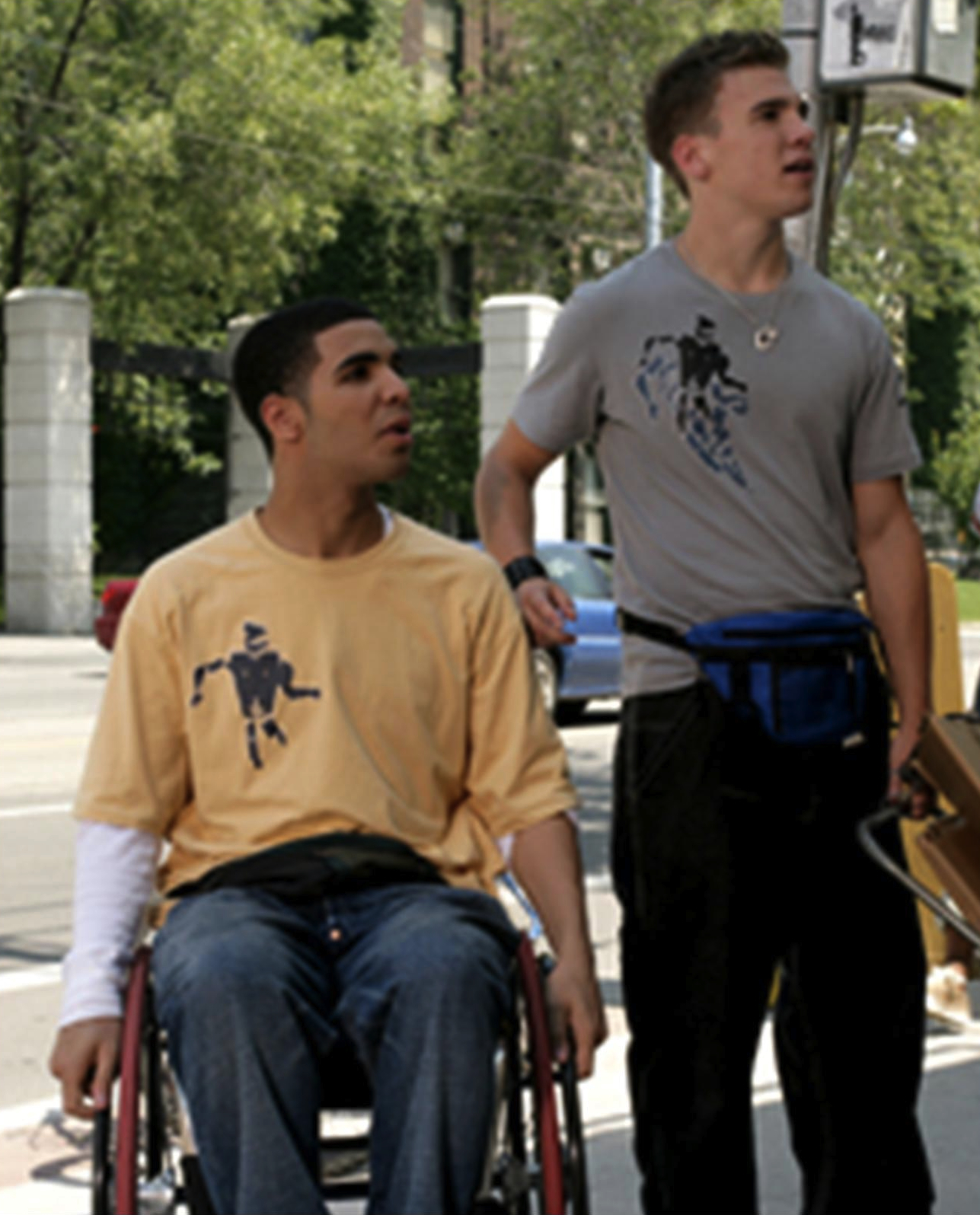 wheelchair drake high bar chairs with arms drizzy remixes the chazz rockwell blog