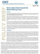 POLICY BRIEF # 5 Addressing the Needs of Young Latino English La