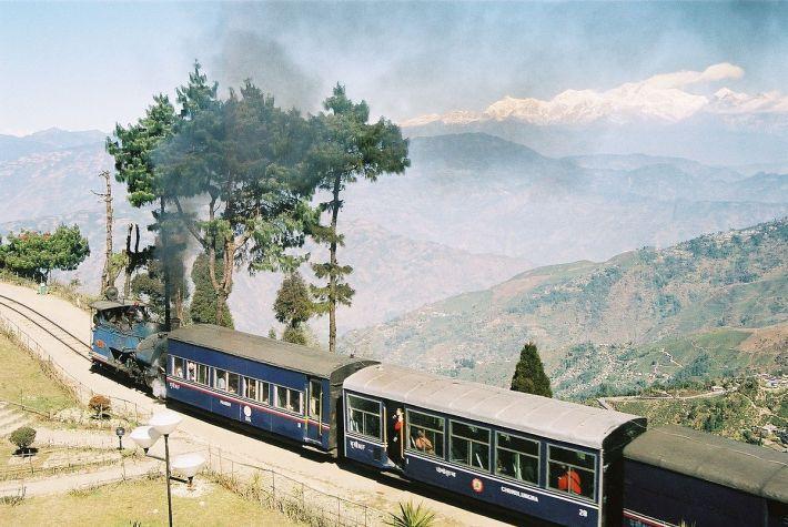 darjeeling-vlak